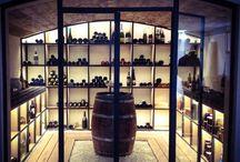 Wine Cellar / Kitchen final touch