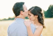 Engagement Shoot / Engagement photo-shoot ideas and inspiration