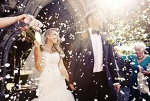 Confetti Wedding / Confetti ideas and inspiration for your Big Day