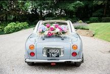 Wedding Transport / Wedding planning ideas and inspiration ~ transport