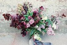 Purple Wedding Colour Palette / Purple wedding ideas and inspiration for your Big Day