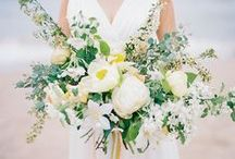Yellow Wedding Colour Palette / Yellow wedding ideas and inspiration for your Big Day