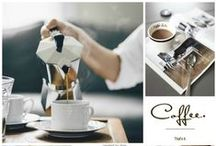 Here coffee, coffee, coffee........ / The way you start your day , your morning habit and pleasure. Maybe it's all about coffee