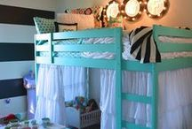 Dream Bedroom / When I redecorate my bedroom, one of these will be mine!!