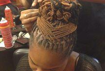 Locs / Hair
