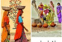 India- Collage