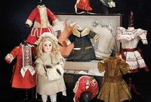 The Way They Wore: Antique Doll Garments and Costumes / A view of important and rare garments and accessories for antique dolls including stunning original costumes and fashions that greatly influenced future styles and designs.
