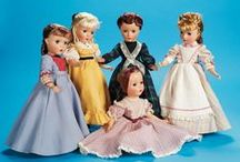 Marvelously Modern / Vintage and modern dolls! Alexanders, Ginny's, Effanbee, Barbie and more!