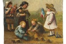Paintings, Posters and Photographs / Antique artwork and memorabilia in the form of paintings, photographs and posters