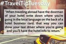 Travel Tip Tuesday / Each Tuesday we feature a travel tip from our experienced Travel Advisors, look here for all our tips!