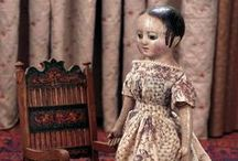 American Cloth Dolls / Some of our favorite American cloth dolls. Mary Chase, Izannah Walker, Horsman, and many more