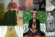Frida Kahlo.......