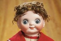 Express Yourself / Antique and vintage dolls and toys who's expressions cover a full range of emotions and attitudes.