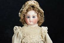 Mystery Makers / Beautiful dolls of all shapes and sizes whose makers are largely unknown. We would love to hear your insights, feel free to comment on any of these pins with findings from your research!