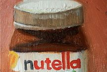 Nuts for nutella / by Saga