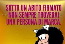 Mafalda Snoopy & Co.