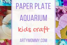 Art and Crafts with Kids / Getting crafty with my preschooler (now kindergartener!) and toddler. Art, science, sensory fun, DIY. We explore slime, process art and fine art, printmaking with shaving cream and aluminum foil, painting resist projects and much more! Visit me at artymommy.com