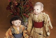 Japanese Dolls / A retrospective of important Japanese dolls through two centuries.