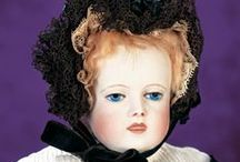 Hooray for Huret! / Dolls and clothing from the illustrious 19th century French boutique of Adelaide Huret