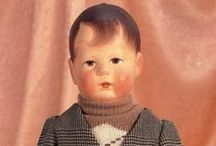 Kathe Kruse / German doll maker, Kathe Kruse first made a doll for her children in 1905. Now, children young and old share the love of her art worldwide.