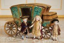 Mignonettes & Miniature Dolls