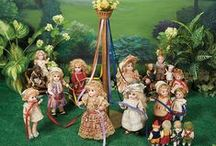 What Frolicks Are Here - May 2, 2015, Theriault's Auction / Marquis Cataloged Auction presented by Theriault's on Saturday, May 2, 2015. Will include a wide selection of over 300 choice antique dolls from private estate collections.
