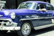 Art Collections- Cuba / Cuba, frozen in time since the 1960's. Change is comming, check out these cool retro images.