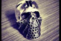 Skull / Teschi skull calaca