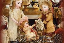 The Memory Of All That - Theriault's Marquis Cataloged Auction / A Marquis Cataloged Auction presented by Theriault's on Saturday, November 21, 2015, featuring extraordinary private estate dolls from important French and German collections. http://www.theriaults.com