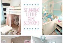 Nursery for Princess #2 / Nursery inspiration for miss Kora. Grays, pinks