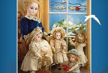 """Sanctuary"" - March 19, 2016 / An Important Marquis Antique Doll Auction, Saturday, March 19, 2016 in Naples, Florida.  For information about this auction event visit https://www.theriaults.com or call 800-638-0422."