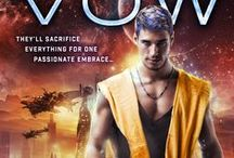 Liberation's Vow: A Science Fiction Romance / Inspiration board for Liberation's Vow ~~~ He wants redemption. She's using him as bait. They'll sacrifice everything for one passionate embrace…
