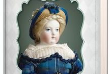 For the Love of the Ladies: October 1-2, 2016 Auction / The Estelle Rose Johnston Collection of Important Dolls from the 18th and Early 19th Century. Early dolls of wood and paper mache, fine porcelain dolls, and exceptional poupées from the French golden years. If you cannot attend the auction in person, your absentee bid, live telephone bidding and live internet bidding is welcome. For info call 800-638-0422. View online https://theriaults.proxibid.com
