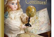 """The Voyage Continues!"" - January 7, 2017 Auction / January 7, 2017 at the Westin Hotel, Newport Beach, CA. 9AM Preview. 11AM Auction. Filled with dolls, many owning trunks of costumes, bound from past journeys and now to its next home, this auction celebrates the passage of the doll, through history and generations of loving owners. Absentee bid, live telephone bidding and live internet bidding is welcome. For info call 800-638-0422. View online https://theriaults.proxibid.com"