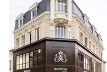 Burton of London, l'histoire d'une marque / Burton of London, l'histoire d'un homme, l'histoire d'une marque. Découvrez la création et l'évolution de la marque Burton of London.