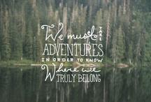 ...adventure inspiration...