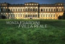 Monza - Villa Reale e Parco di Monza