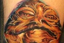 Jabba the Hutt Tattoos / by MightyJabba