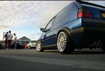 B-Star wheels on customer's cars. / B-Star Wheels {https://www.facebook.com/bstarwheels} fitted to customers cars.