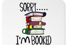Books!!!!! / I love spending my free time reading a nice book.