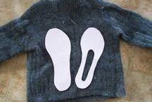 Recycled Klamotten - Clothes / Recycled Klamotten - Clothes