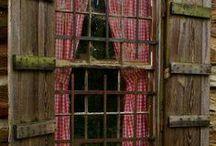 Vorhänge - Jalousien - Fensterläden / Vorhänge - Jalousien - Fensterläden
