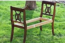 Recycled & restyled furniture
