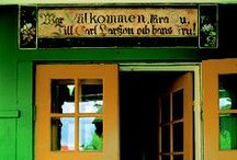 Carl Larsson Sundborn /  the best Place  / by Margareta Larsson