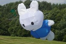 Evenementen in en rond Emmen / Het vliegerfeest wordt jaarlijks in augustus gehouden. Emmen on wheels wordt jaarlijks in september gehouden.
