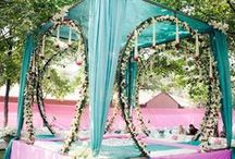 Mandaps / Ideas to make your wedding ceremony look simply divine!