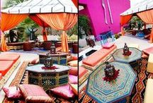 Pre-Wedding Events: Decor / Ideas for your Sangeet, Garba, Mendhi, Rehearsal dinner, and other pre-wedding events!