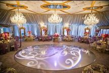 Wedding Reception / Ideas for your wedding reception -- make it different!
