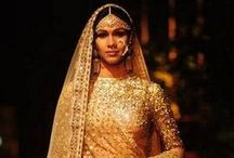 The Bridal Look / Bridal attire styles, trends and ideas for various wedding occasions.