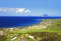Caribbean-W.I. Leeward Islands / by Kam Tetley